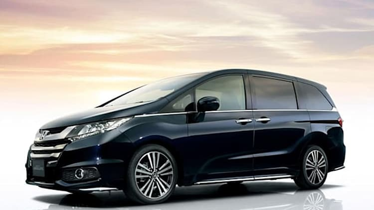 Honda launches new JDM Odyssey, Mugen chips in [w/video]