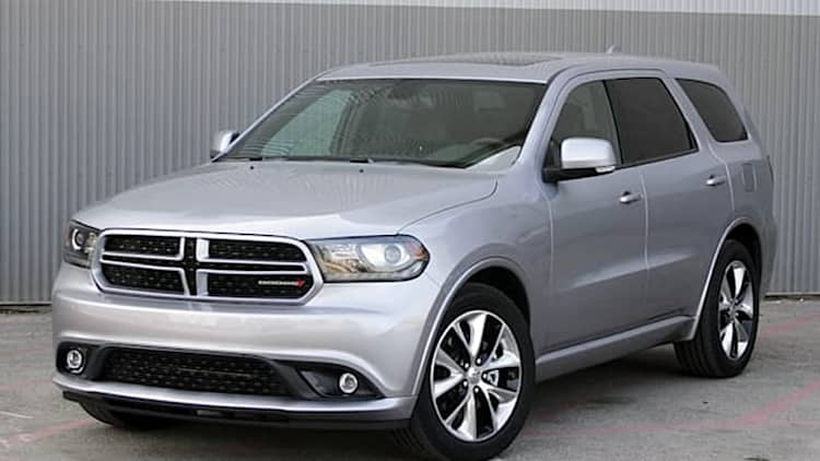 2014 Dodge Durango [UPDATE]