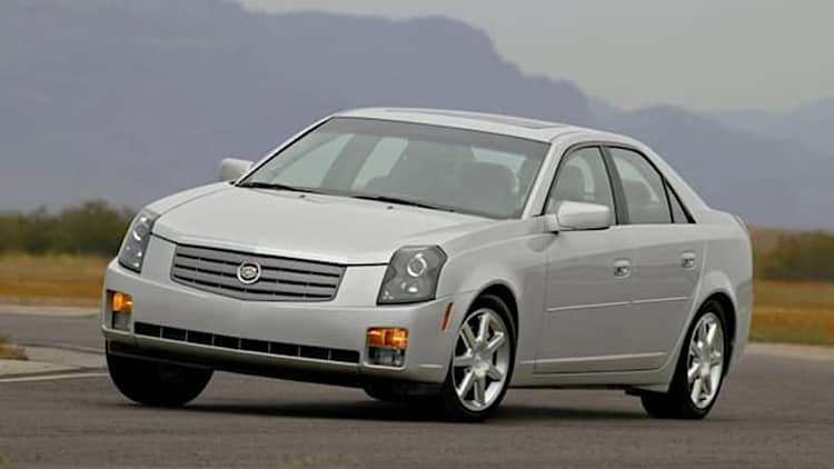Cadillac issues stop-sale on recalled CTS, SRX