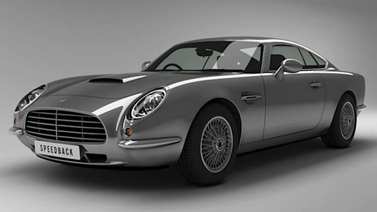 David Brown Automotive launches old-is-new-again Speedback [w/video]