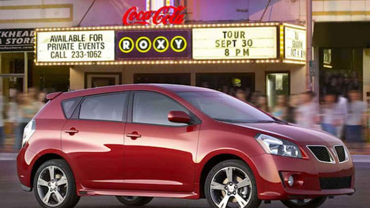 GM repairing 40,500 Pontiac Vibes as part of Toyota airbag recall