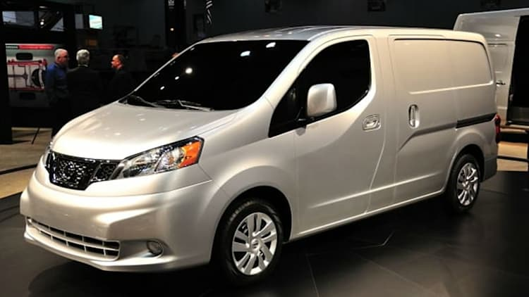 Nissan NV200 recalled over wiring harness