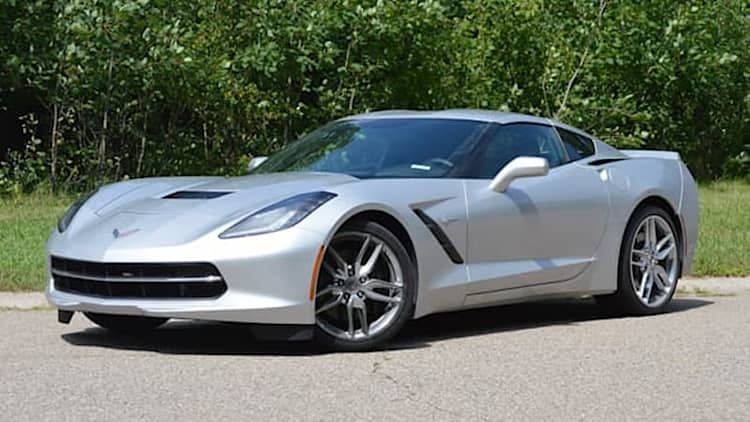 2015 Chevrolet Corvette Stingray [UPDATE]