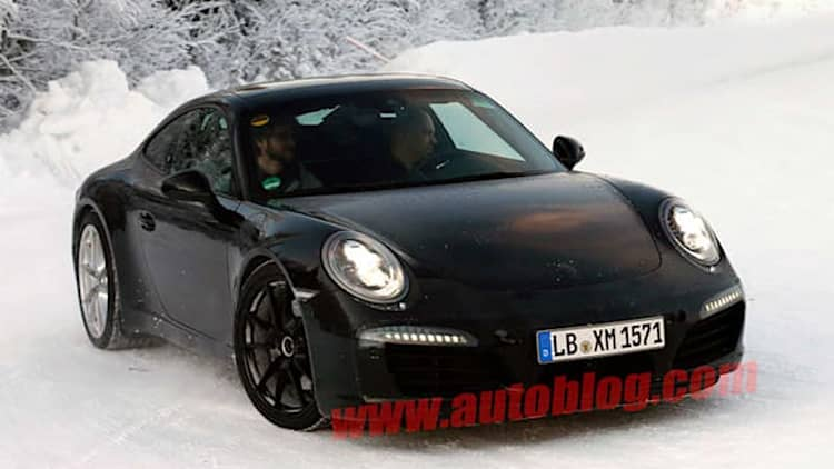 All Porsche 911s to get turbos in 2015?
