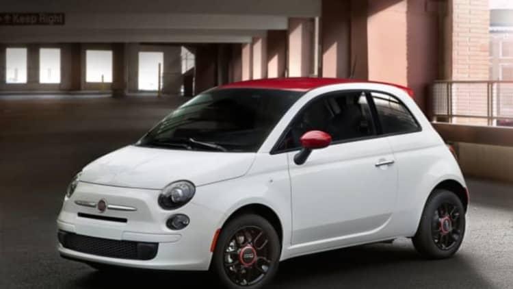 Fiat debuts 500 Ribelle, 500L Urbana Trekking