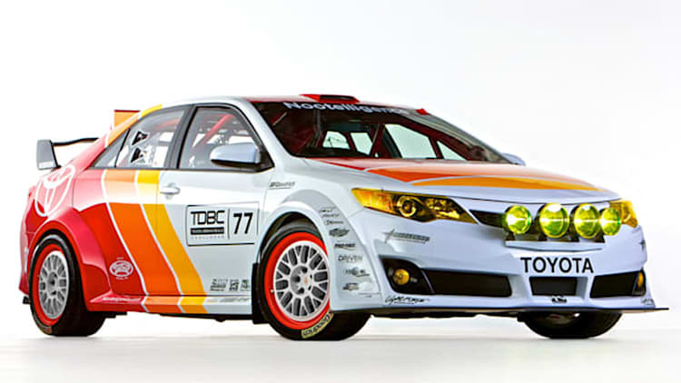 Toyota SEMA concepts promote active lifestyles, rallying [w/video]
