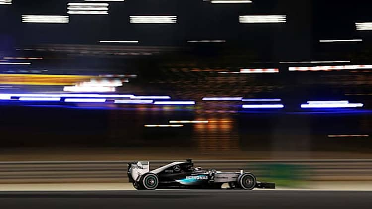 2015 Bahrain F1 Grand Prix puts a dark horse in the desert [spoilers]