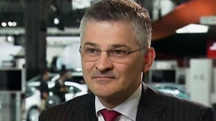 VW America president says Phaeton will return to US in 2018