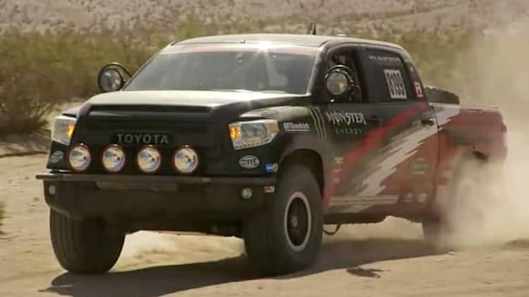 Jay Leno goes offroading with the legendary Ivan 'Ironman' Stewart