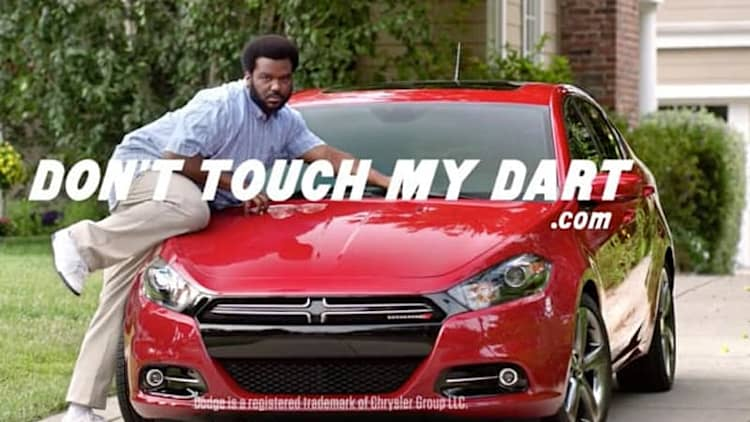 Dodge pulls New Girl and The Office stars for new Dart spots