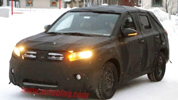 Suzuki testing Grand Vitara replacement that is now forbidden fruit