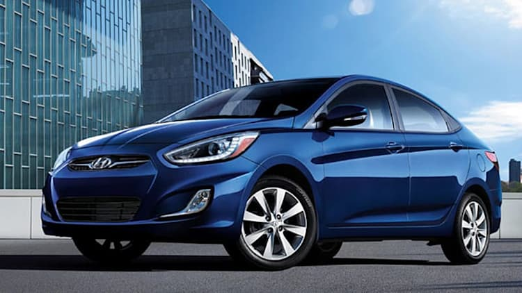2014 Hyundai Accent gets updated styling, added convenience features