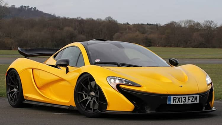 2015 McLaren P1 [w/video]