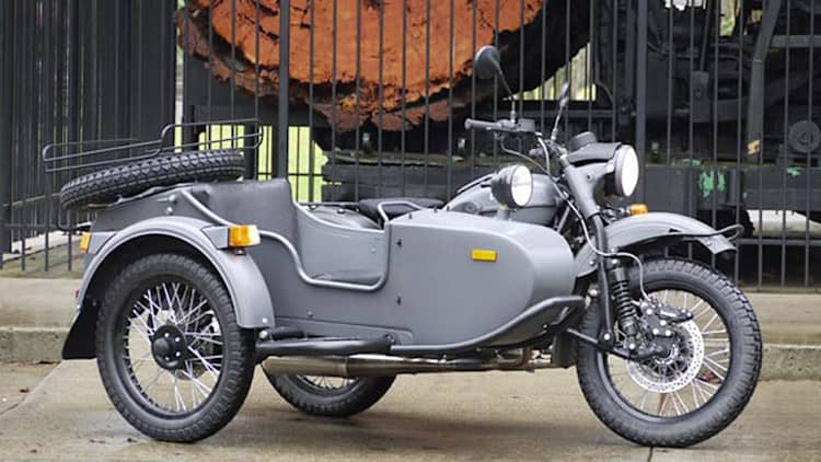 2014 Ural Gear Up [w/video]