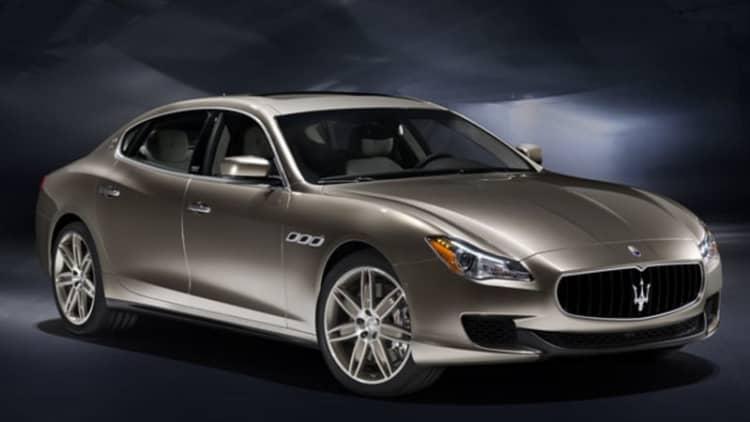 Maserati confirms mystery concept, Zegna edition QP for Geneva