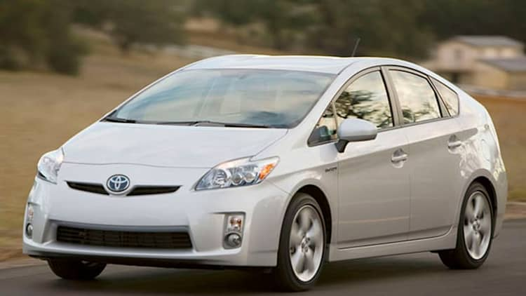 Toyota Prius named best value, Nissan Armada worst by Consumer Reports