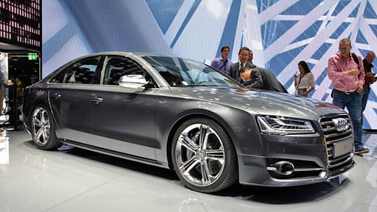 2015 Audi A8 rises to meet the challenge [w/video]
