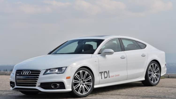 2014 Audi A7 TDI