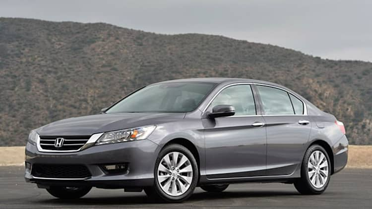 2014 Honda Accord V6 Touring