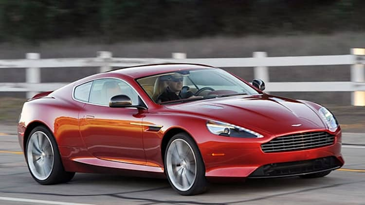 Aston Martin recalling majority of cars built since late 2007 over counterfeit Chinese parts