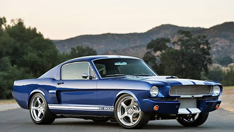 Classic Recreations Shelby GT350CR
