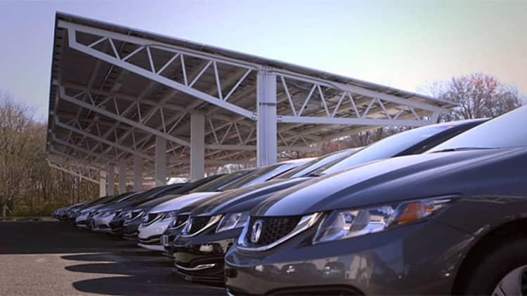 Honda Smart Home, NJ dealer show the power of solar