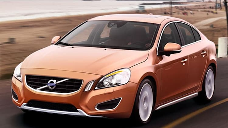 Volvo calls in S60 T5 over oil pressure indicator