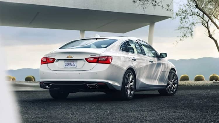 Has Chevrolet gotten the formula right with the Malibu?