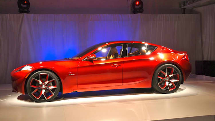 Karma's new China plant will revive Fisker Atlantic