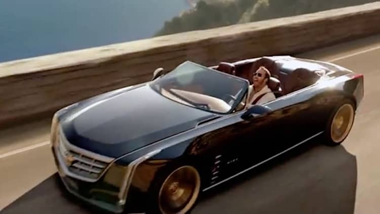 Cadillac welcomes back Entourage favorite Ari Gold