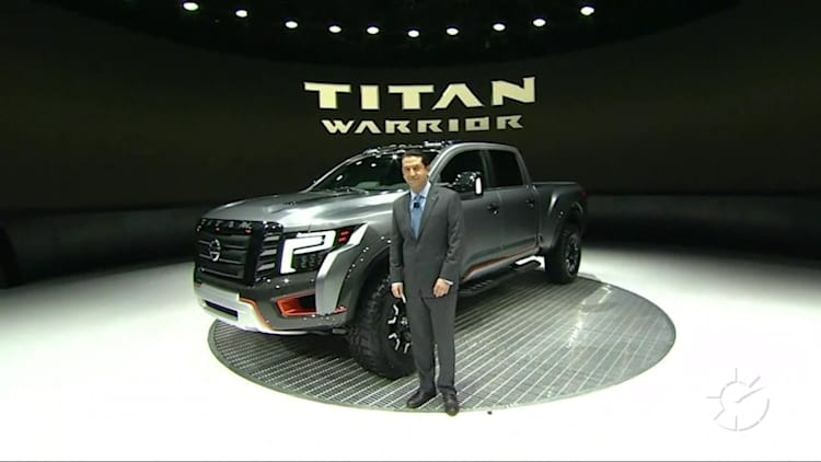 Nissan Press Conference | 2016 NAIAS Live