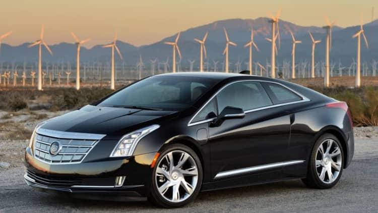 Cadillac will kill the plug-in ELR