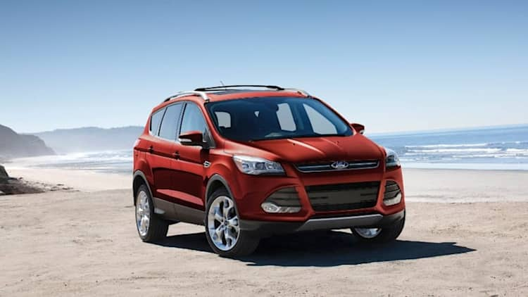 Ford recalls 200K Escape, Transit Connect models over instrument panel