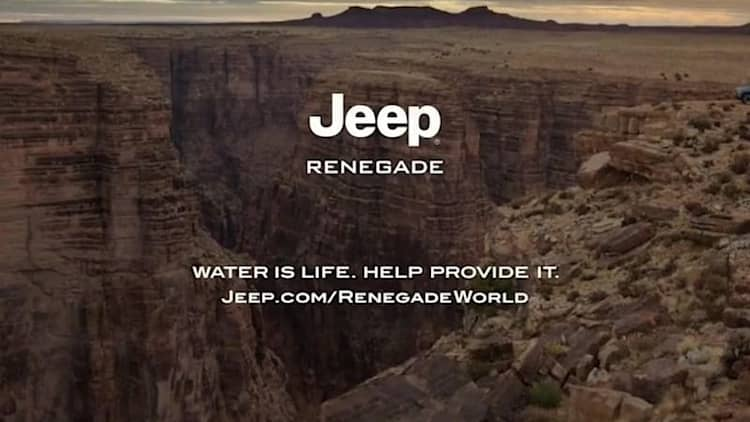 Jeep: Beautiful Lands