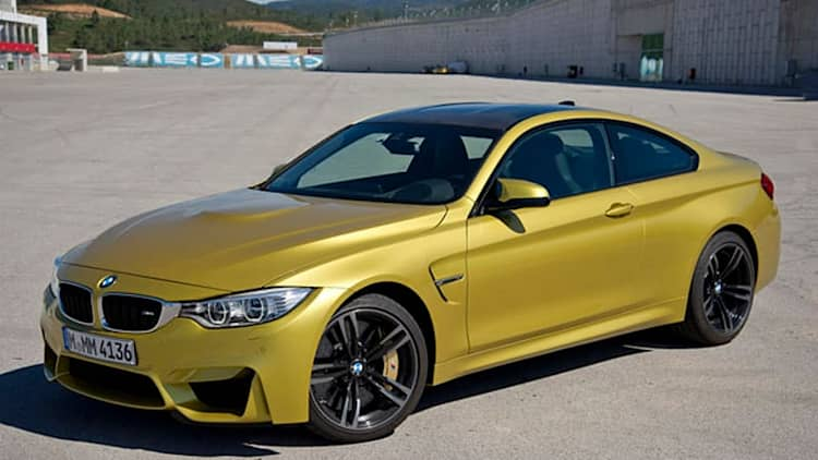 2015 BMW M4 Coupe First Drive