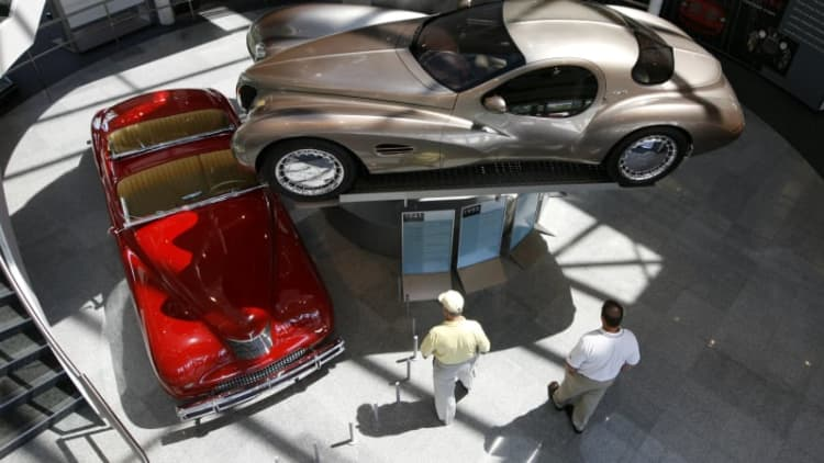 The Walter P. Chrysler Museum is shutting down permanently this December