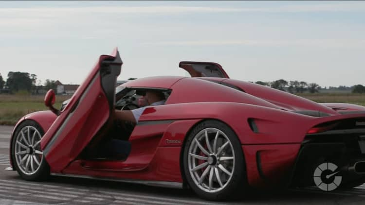 Experiencing Koenigsegg | Translogic 209