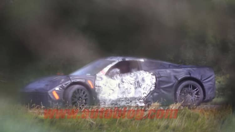 Our favorite mid-engine Corvette theories and rumors