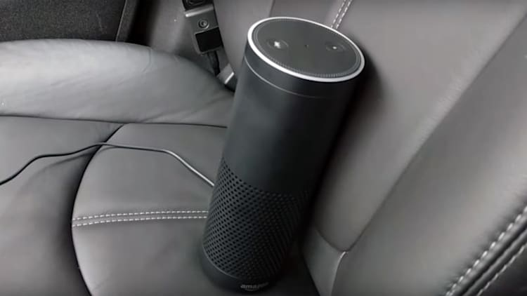 Hacker jury rigs Amazon Echo into voice-controlled remote start