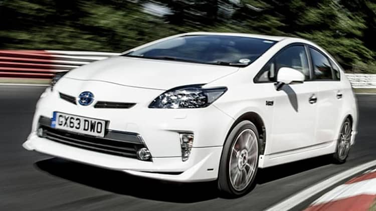Toyota Prius sets a different kind of Nürburgring lap record [w/video]