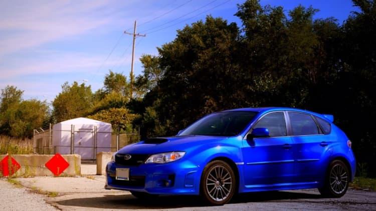 Why I chose a Subaru WRX over a BRZ