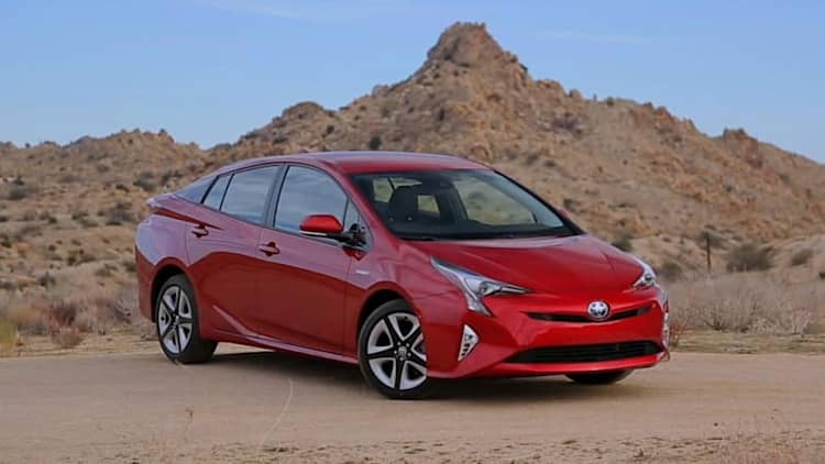 Translogic 194: 2016 Toyota Prius