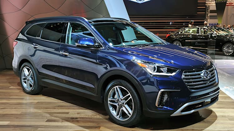 Hyundai will add smaller crossovers and make the Santa Fe and Tucson bigger
