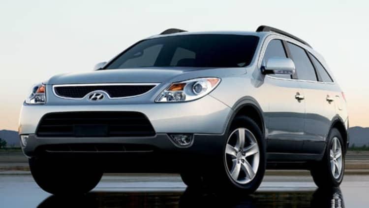 Hyundai mulling new Lexus-fighting upscale crossover