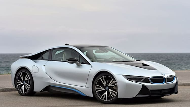 2015 BMW i8 First Drive [w/video]