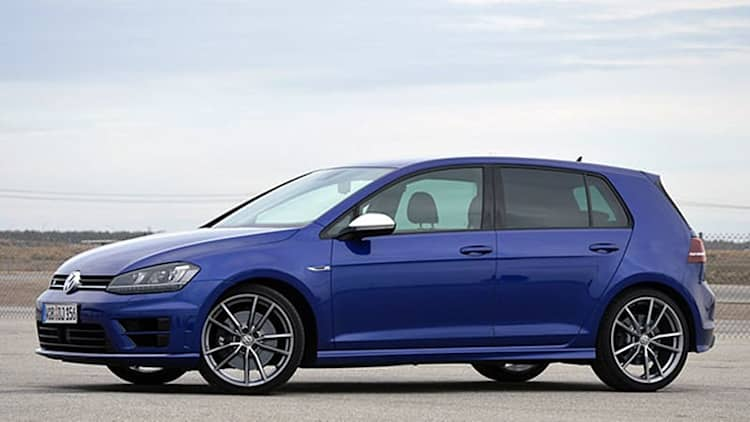 2015 Volkswagen Golf R [w/video]