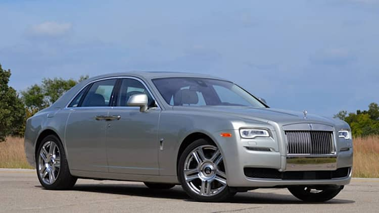 2015 Rolls-Royce Ghost Series II First Drive [w/video]