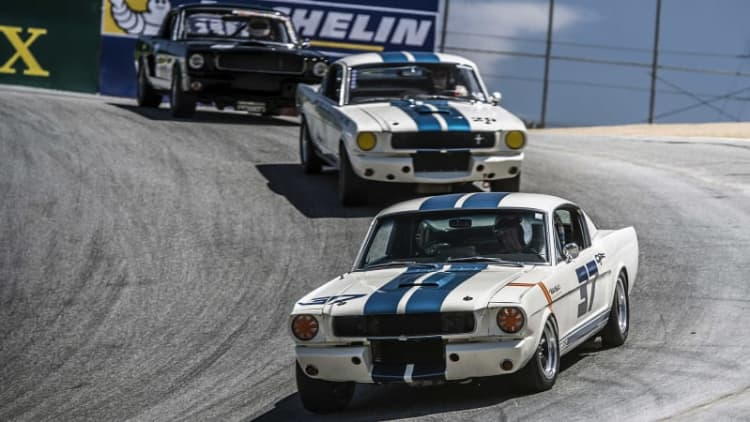 Autoblog Video: Looking back on the 1965 Shelby GT350