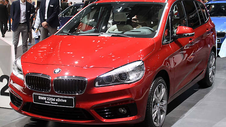 BMW 2 Series Gran Tourer is a minivan by any other name