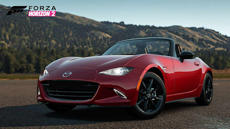 2016 Mazda MX-5 Miata to make video-game debut next week in Forza Horizon 2 [w/video]